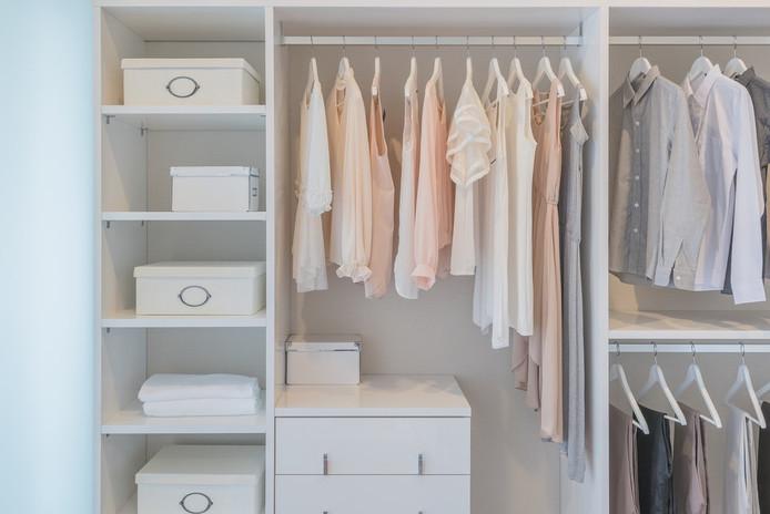FAQ - Organized Closet