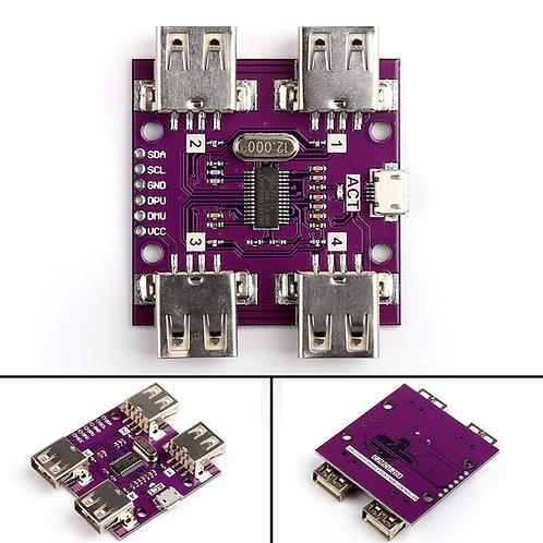 Modulo Hub USB 4 Puertos CJMCU-204