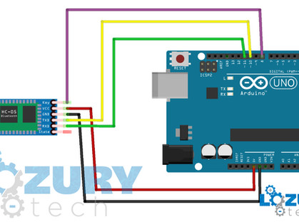 Cómo programar Módulo Bluetooth