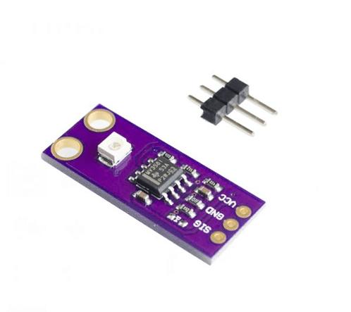 Sensor de Rayos UV GUVA S12SD
