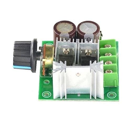 Regulador para RPM de Motor DC de 12V-40V 10A