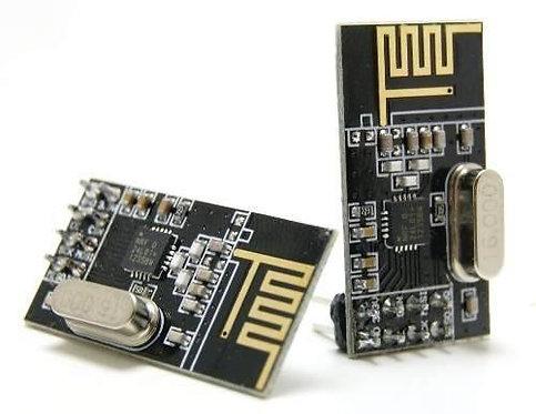 Módulo RF Transceiver NRF24L01 - 2.4GHz