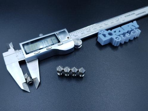 Boquilla de Acero Inoxidable para Extrusor de Impresora 3D (7mm)