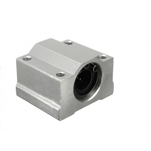 Rodamiento Lineal para Impresora 3D 8x15x24 mm con Base para Atornillar
