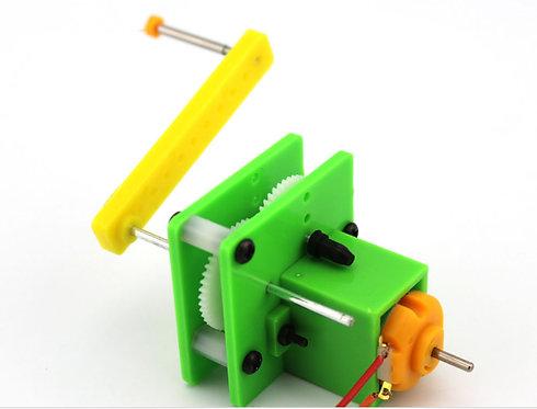 Kit Generador de Energia Manual S2 DIY