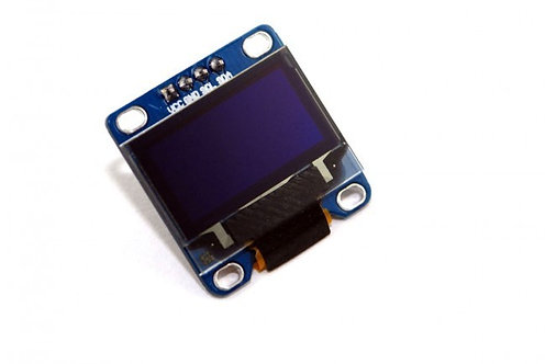 LCD OLED LED 128X64 0.96 PULGADAS AZUL
