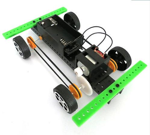 Kit Carro con Baterias J272b DIY