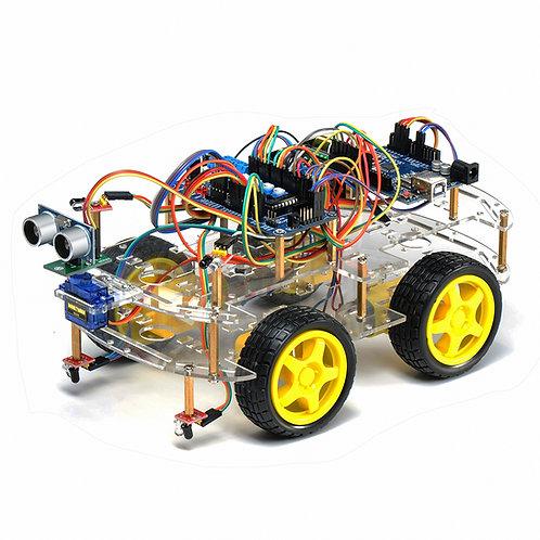 Kit Smart Car 4WD Completo