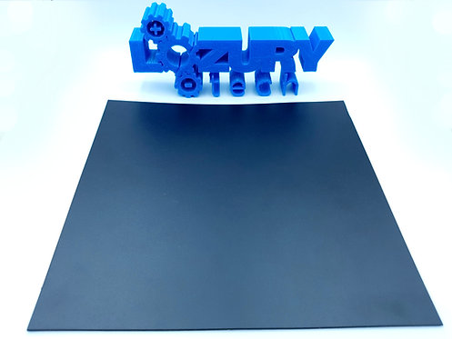 Adhesivo Magnético para Cama Caliente 220 x 220 mm