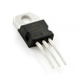 Regulador de Voltaje LM317 Positivo