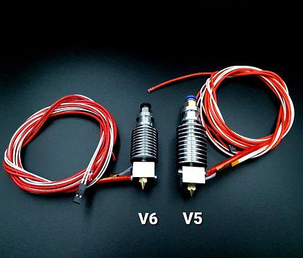 Extrusor E3D V5 / V6 1.75mm / 3mm
