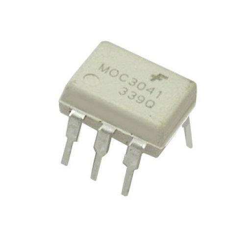 TRIAC MOC3041 / MOC3021