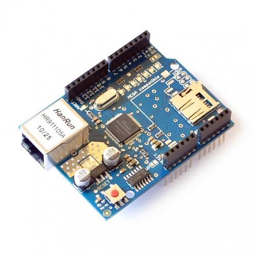Módulo Ethernet W5100