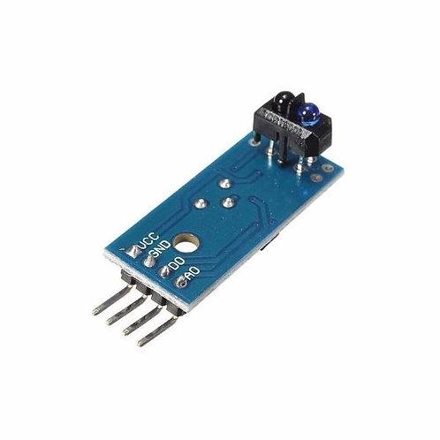 Sensor Seguidor de Línea Analógico y Digital