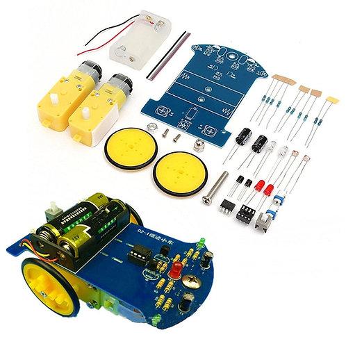 Kit Carrito Inteligente PCB DIY