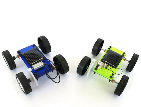 Kit Carro con Energia Solar DIY 2
