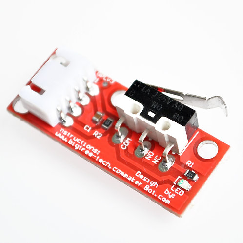 Final de Carrera Micro Switch CNC