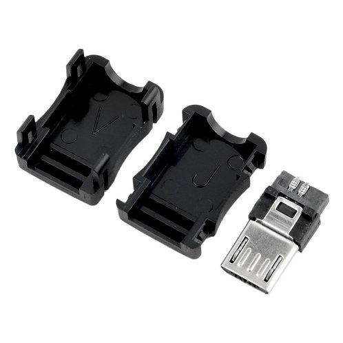 Jack Micro USB Macho