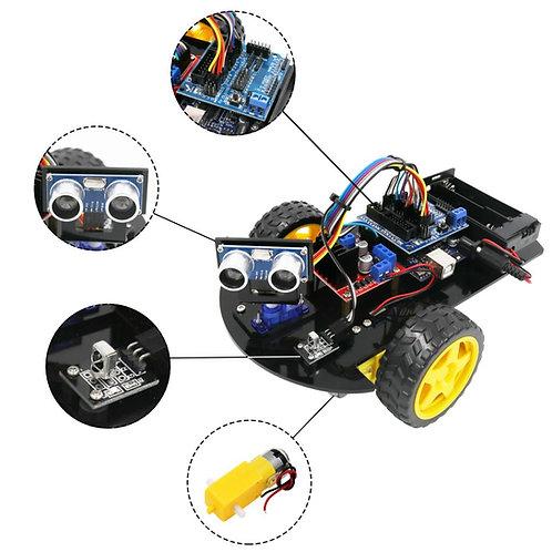 Kit Smart Car 2WD Completo