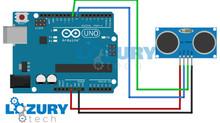 Sensor Ultrasónico HC-SR04 Arduino