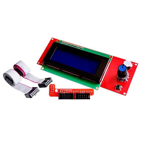 DISPLAY LCD 2004 IMPRESORA 3D