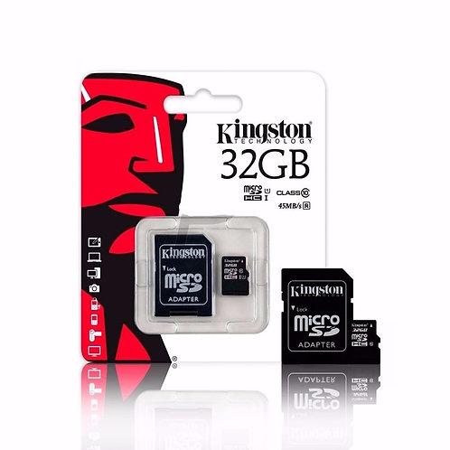 Memoria Micro SD de 32Gb Clase 10