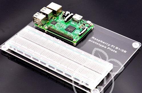 Plataforma Acrílica de Proyectos Raspberry PI