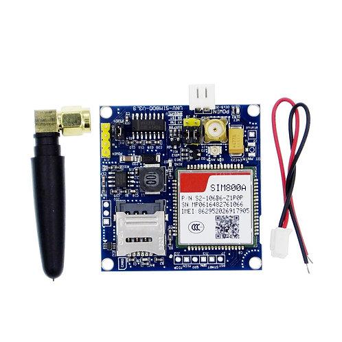Módulo Adaptador GPRS GSM con Antena SIM800A