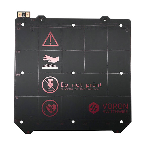 LDO Switchwire MK2 Heated Bed