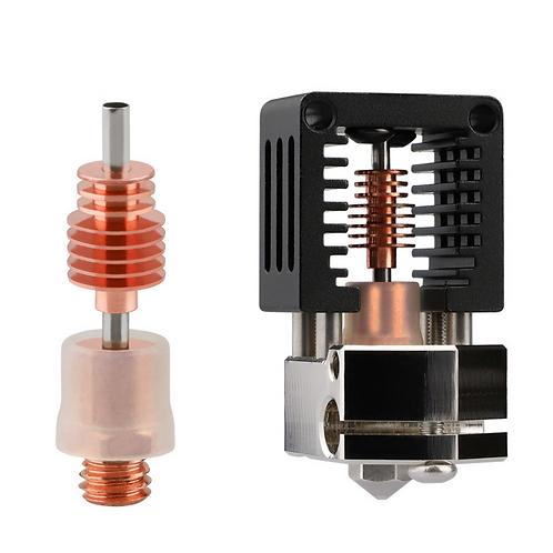 Mellow All Metal NF-Crazy Hotend V6 Copper Nozzle