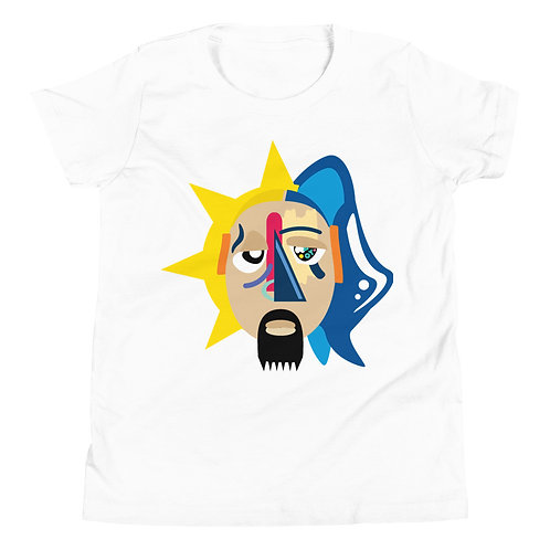 Papi Picasso Youth Short Sleeve T-Shirt