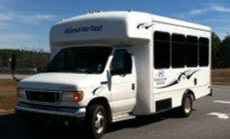 McCormick County Senior Center - McCormick Area Transit