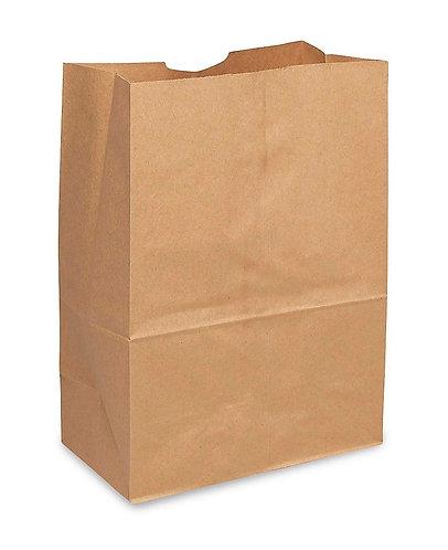 Bolsa kraft grande (1/6) s/asa caja