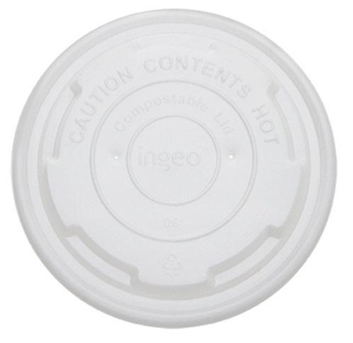 8oz Tapa contenedor gourmet caja