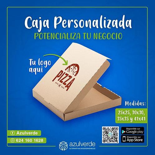 Cajas para pizza personalizadas