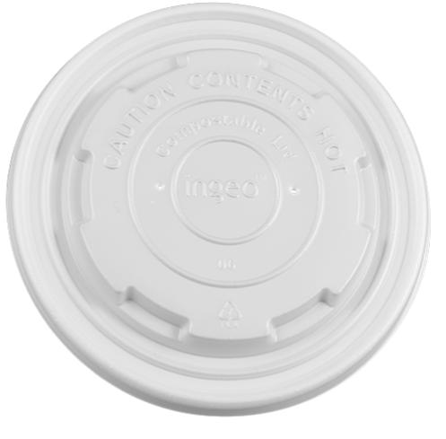 32oz Tapa PLA contenedor gourmet