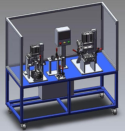 Semi Automated Workcell
