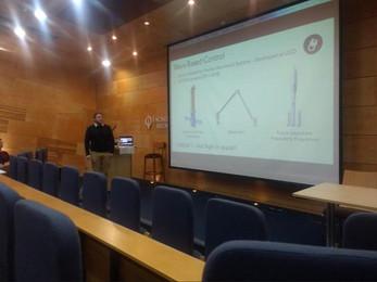 Joe speaks at Engineers Ireland Student Event