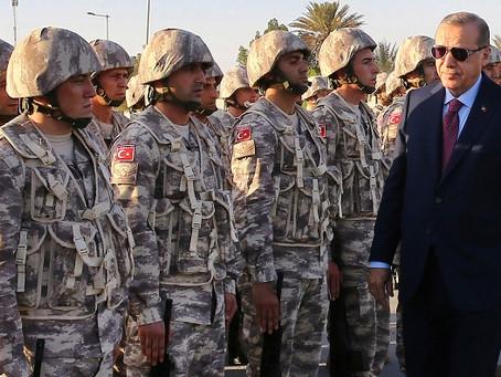 Экспансионистские амбиции Турции не сдерживает и пандемия