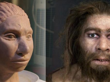 Беспорядочные связи древних людей