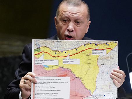 Эрдогана развели как лоха