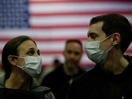 «Вирусные» выборы - повлияет ли коронавирус на исход президентской гонки в США?