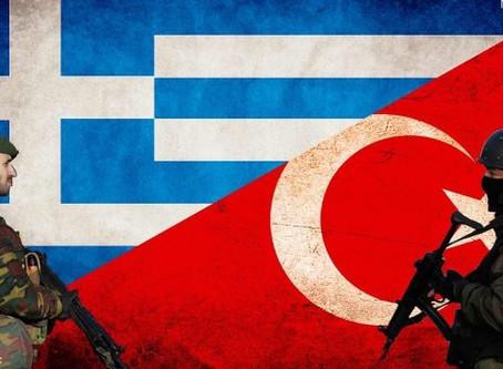 Сорокакилометровый забор разделит Турцию и Грецию