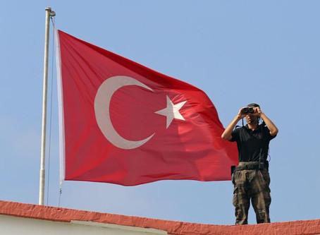 Новые иностранные захватчики, угрожающие арабскому миру, - это не персы и не русские, а турки