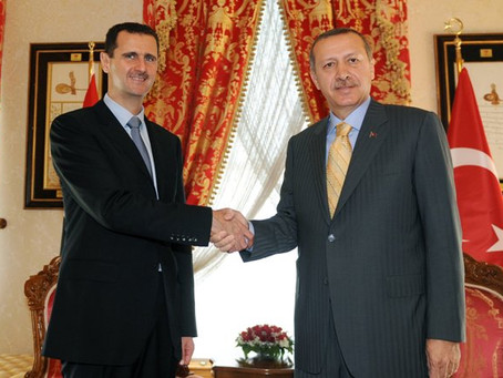 Реджеп Эрдоган и Башар Асад могут помириться?