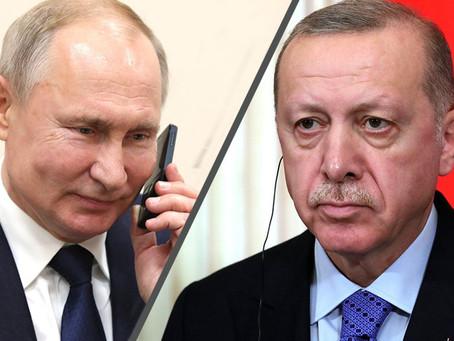 Турция стремится на место России - в облике Великого Турана