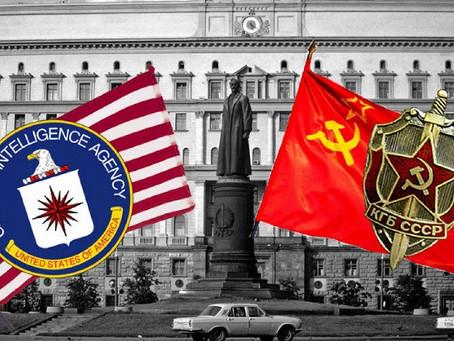 Холодная война и противостояние разведок (ЦРУ против КГБ в 1960–1980-е годы)