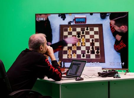 Коронавирус развивает виртуальные шахматы