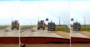 Американцы в Сирии продолжают провоцировать российских военных