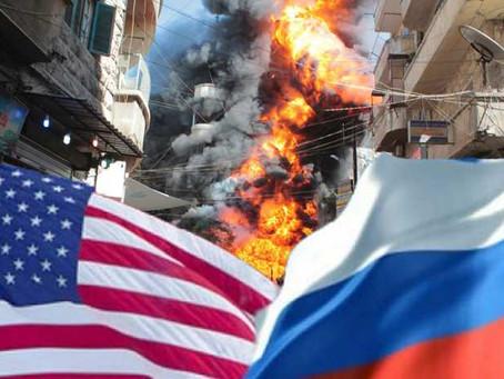 Цель США в Сирии - создать трясину для России